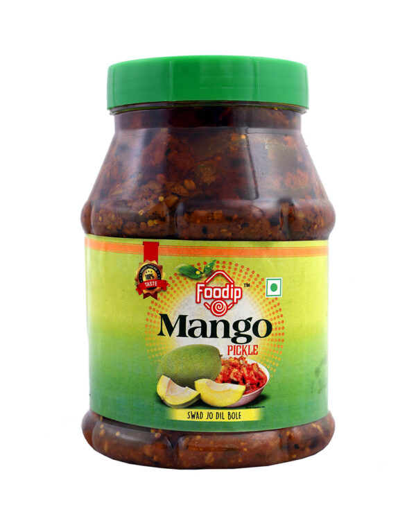 Mango pickle company in India