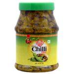 Green Chilli Pickle Company in India