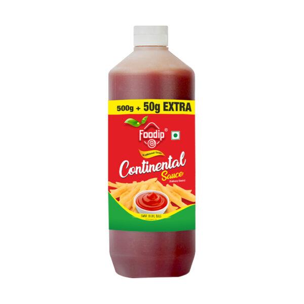Continental Sauce Tombo 550g.