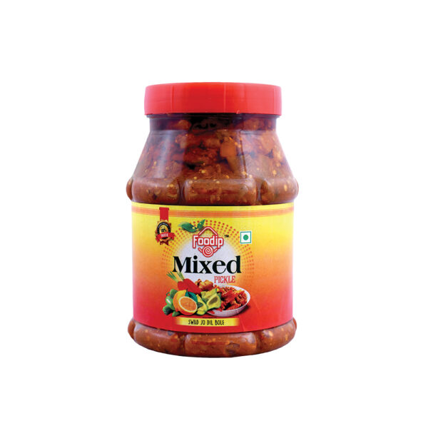 mix pickle 500gm