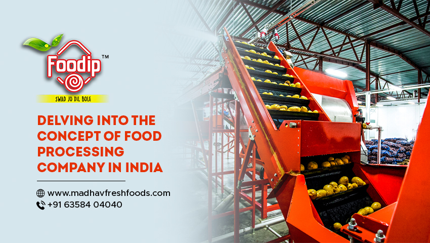Food Processing Company In India