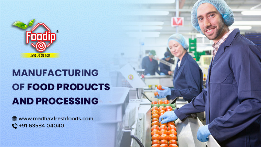 food product manufacturers in India